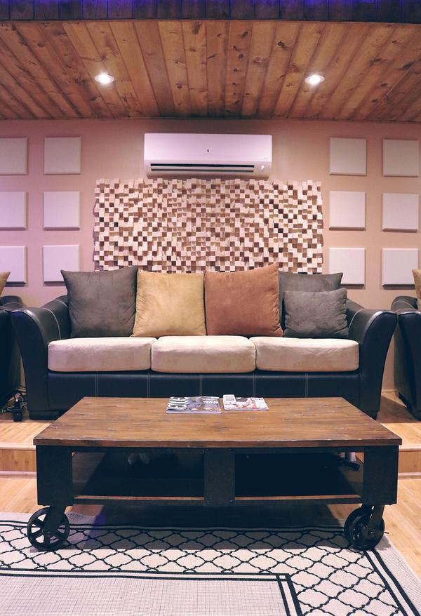 panele akustyczne dekoracyjne drewniane
