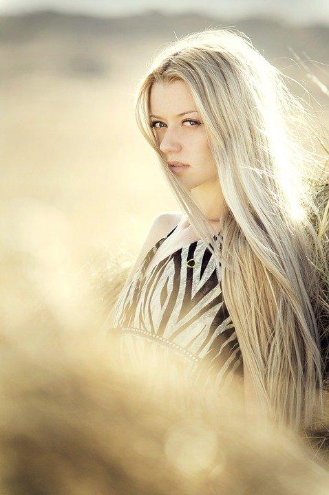 słowiańskie włosy naturalne do przedłużania